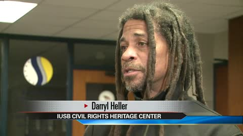 IUSB Civil Rights Heritage Center Director honored for work in...